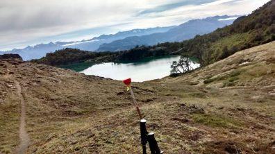 Parque Patagonia: Lagunas Altas trail