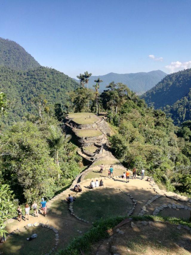 Colombia 2019 - Giorno #7/8/9/10 - Ciudad Perdida: trekking, rischio diabete e Cavalierato del Lavoro
