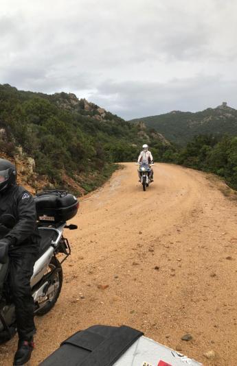 Sardegna in moto 2019 - Giorno #3/4 - Potrebbe andare peggio. Ma manco tanto