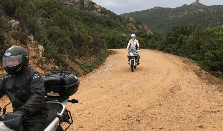Sardegna in moto 2019 – Giorno #3/4 – Potrebbe andare peggio. Ma manco tanto