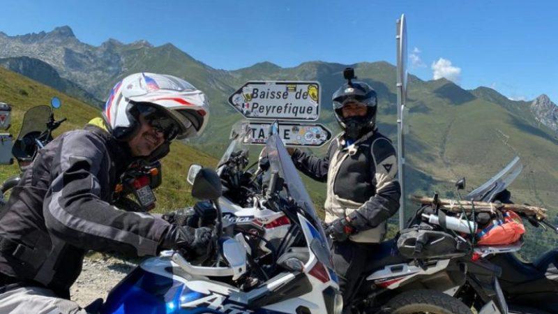 Traversata Imperiale Alpi – giorno #3 – L'Alta via del sale