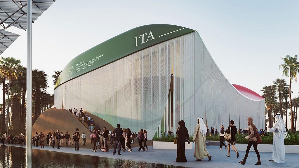Foto presa dal sito ufficiale di Expo 2020
