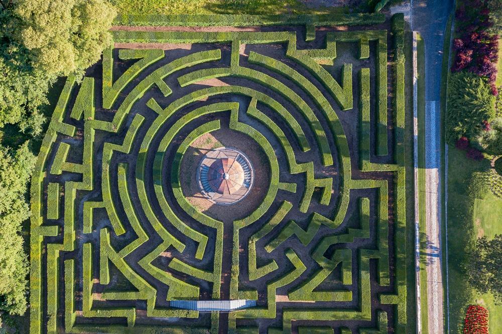 Il Labirinto del Parco Giardino Sigurtà di Verona