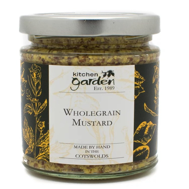 Wholegrain Mustard - 185g