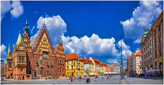 Die historische Altstadt von Wroclaw, © Sergii Figurnyi, fotolia.com