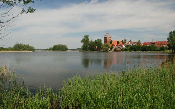 Pasym (Passenheim) in Masuren, Foto: B.Jäger-Dabek