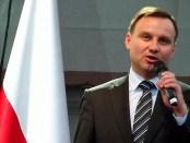 PiS-Kandidat Andrzej Duda, Foto: Piotr Drabik, CC-BY-2.0