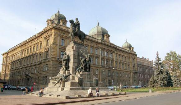Grunwald-Monument in Krakau, Polen, Foto: Soylentgreen23, CC-BY-2.0