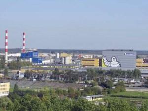 Reifenfabrik Stomil Michelin in Olsztyn