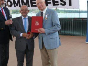 W.M. Leyk, Myron Sycz und Manfred Schukat