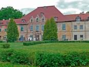 Schloss Steinort im Sommer 2015