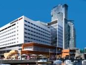 Visualisierung des neuen Stadtviertels Gdynia Waterfront