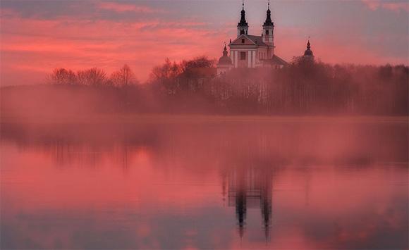 Kloster Wigry, Polen