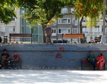 Taksim Benches