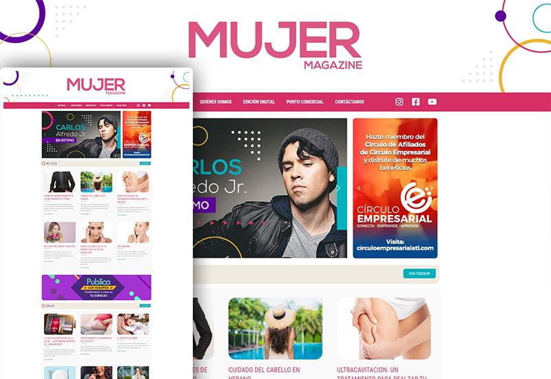mujer magazine
