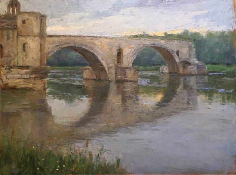 Pont D'Avignon bridge