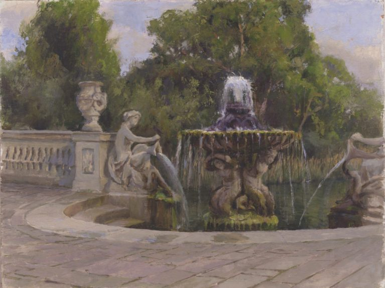 The Italian Fountains