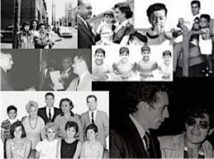 Recuerdos de familia y amigos
