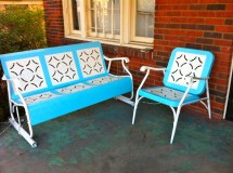 And Vintage Patio Set Adventures Of