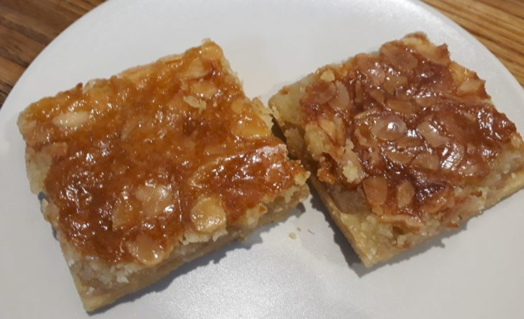 Authentic Bakewell tarts