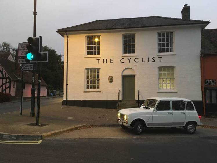 The Cyclist pub, Sudbury
