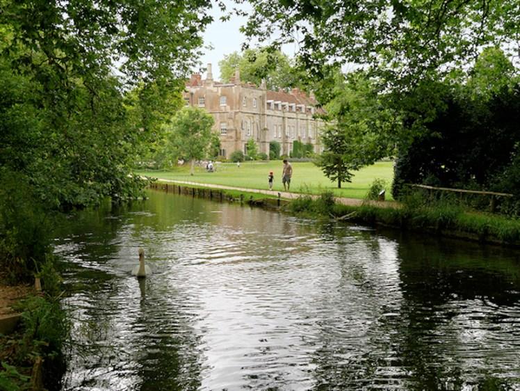 Walks at Mottisfont Abbey