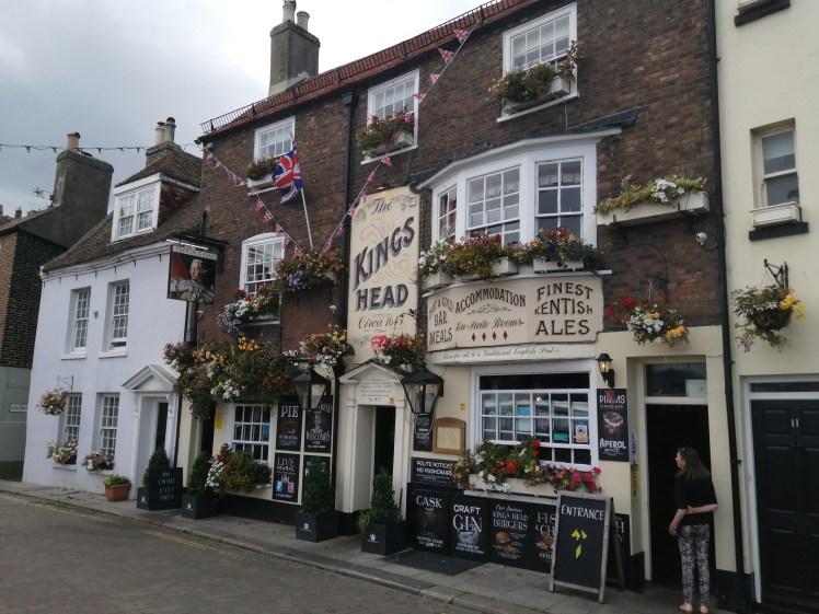 King's Head pub, Deal