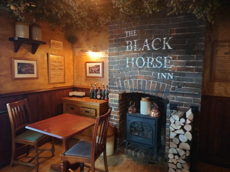 Dog Loft at the Black Horse Inn, Thurnham