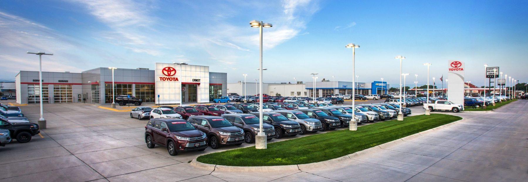 Ernst Auto Group Dealership Image