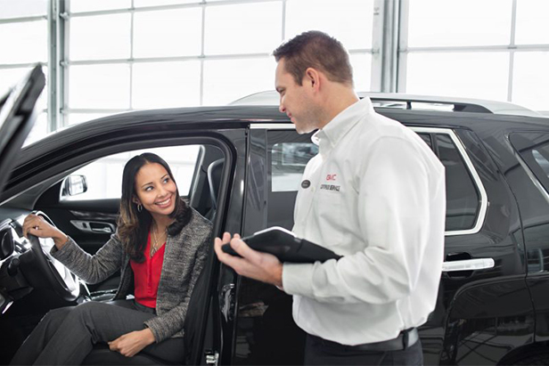 Service Advisor Career