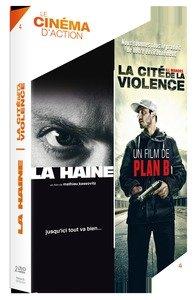 La Cité De La Violence : cité, violence, Coffret, Cinema, Action, Haine, Violence, Ernster