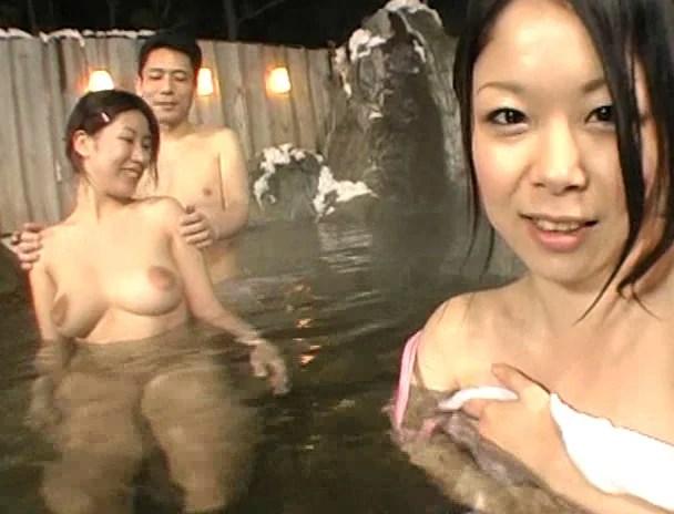 温泉SEX画像23