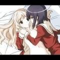 その花びらにくちづけを 美少女女子校生の純愛レズカップルのエロアニメ画像
