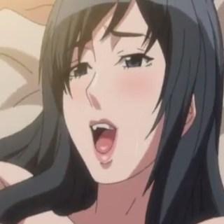 寝取られて開発される美人人妻のエロアニメ画像