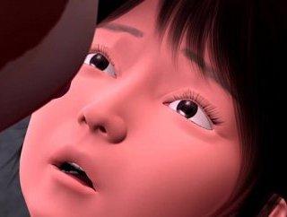 ロリ少女が調教されるエロアニメ画像