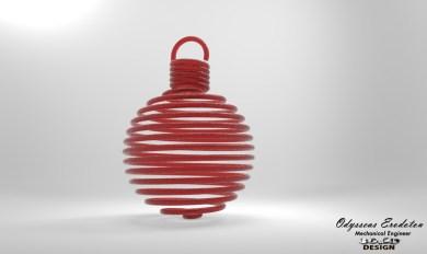 3D model By Odysseas Erodotou