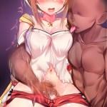 【二次】愛液、マン汁を垂らしてる女の子のエロ画像 Part3
