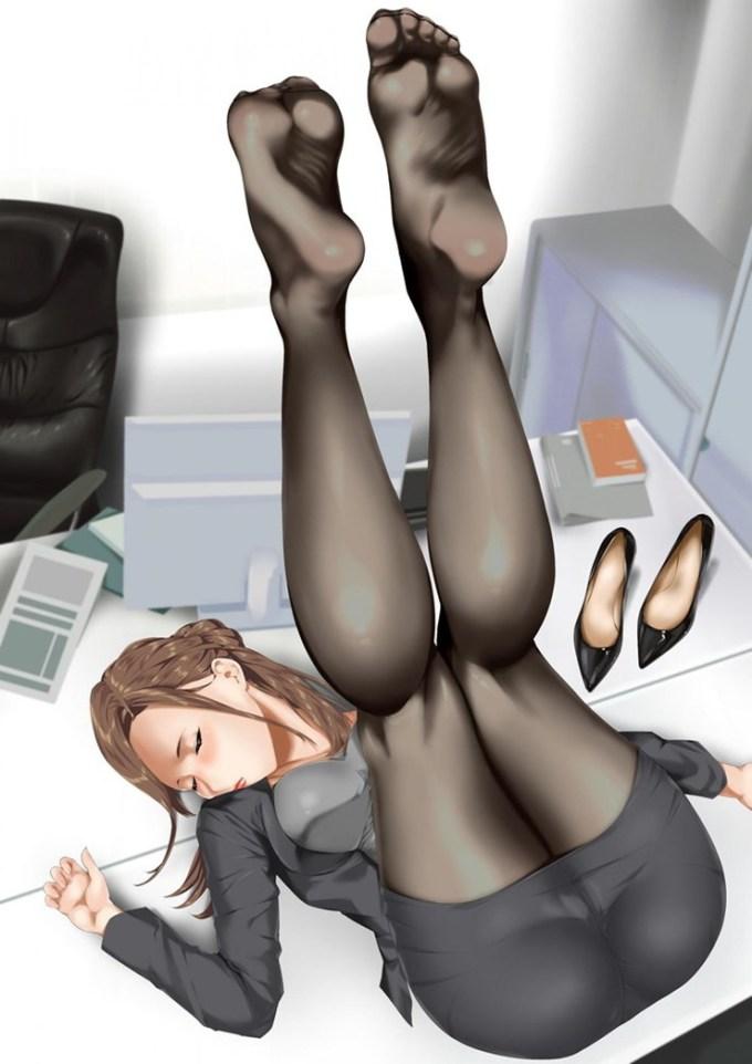 2のエロ画像01 - 【二次】ミニスカートを履いた女の子のエロ画像 Part2