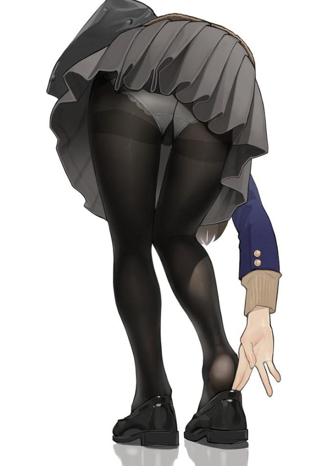 11のエロ画像04 - 【二次】タイツ、パンストを履いた女の子のエロ画像 Part11