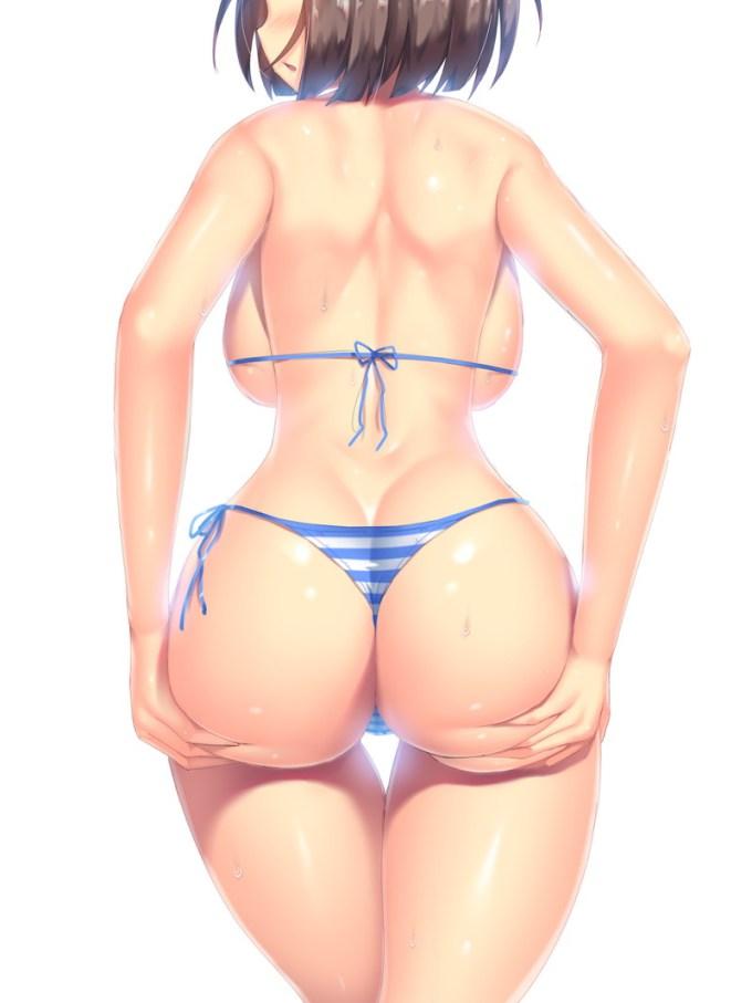 25のエロ画像29 - 【二次】エッチなお尻の女の子のエロ画像 Part15