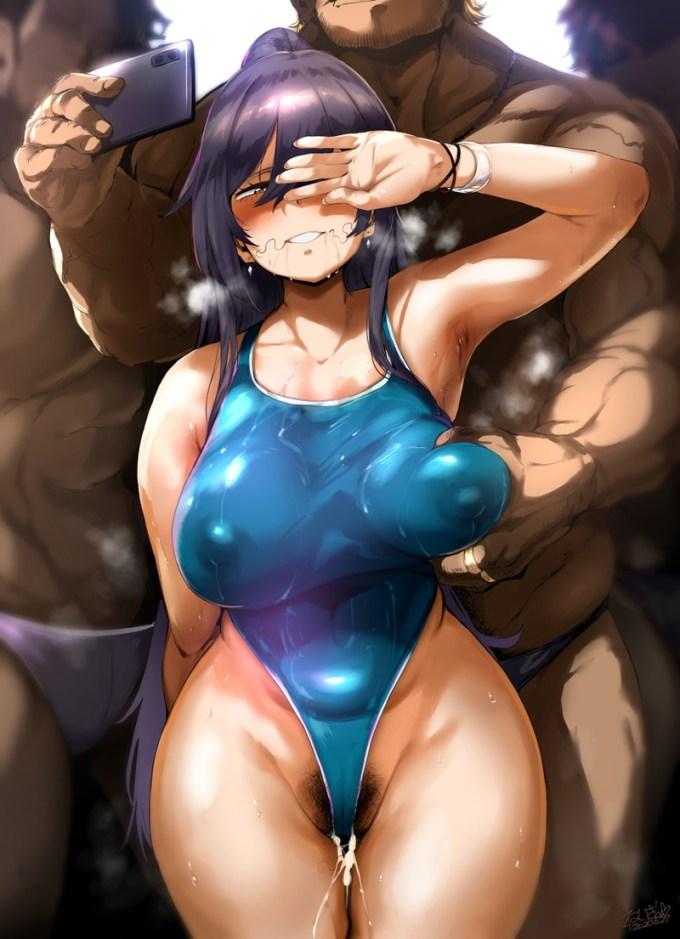 24のエロ画像43 - 【二次】エロ奴隷となって男の性処理をする肉便器女子 Part4【エロ画像】