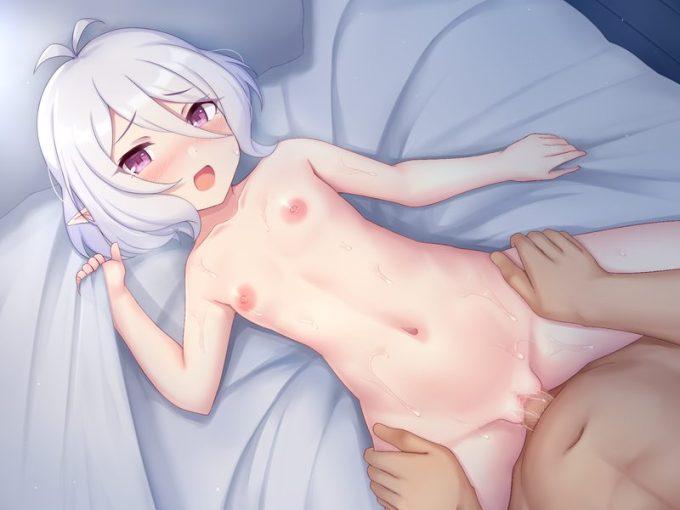 28の二次エロ画像46 - 【二次】服を着てない裸の女の子のエロ画像まとめ Part18