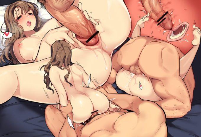 47の二次エロ画像04 - 【二次】中出し、膣内射精セックスしているエロ画像 Part37