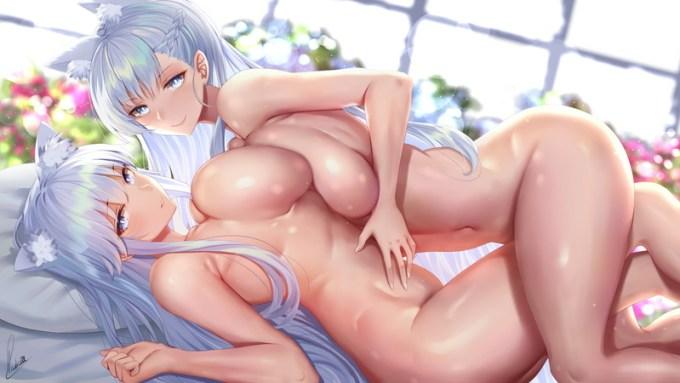 34の二次エロ画像47 - 【二次】服を着てない裸の女の子のエロ画像まとめ Part24