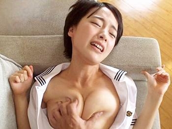 Tube8ショートカットスレンダーロリ制服向井藍美乳美少女ショートカット制服美少女がホテルでフェラ奉仕させられ制服も半裸状態でなんとも卑猥!15分
