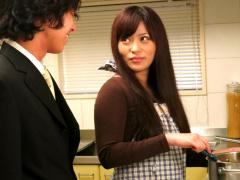 成田愛人妻美人上司あなた…許して…! 夫の元上司に犯されてセックスに酔いしれる美人妻15:03