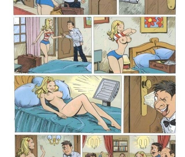 Erotic Short Comics Strips