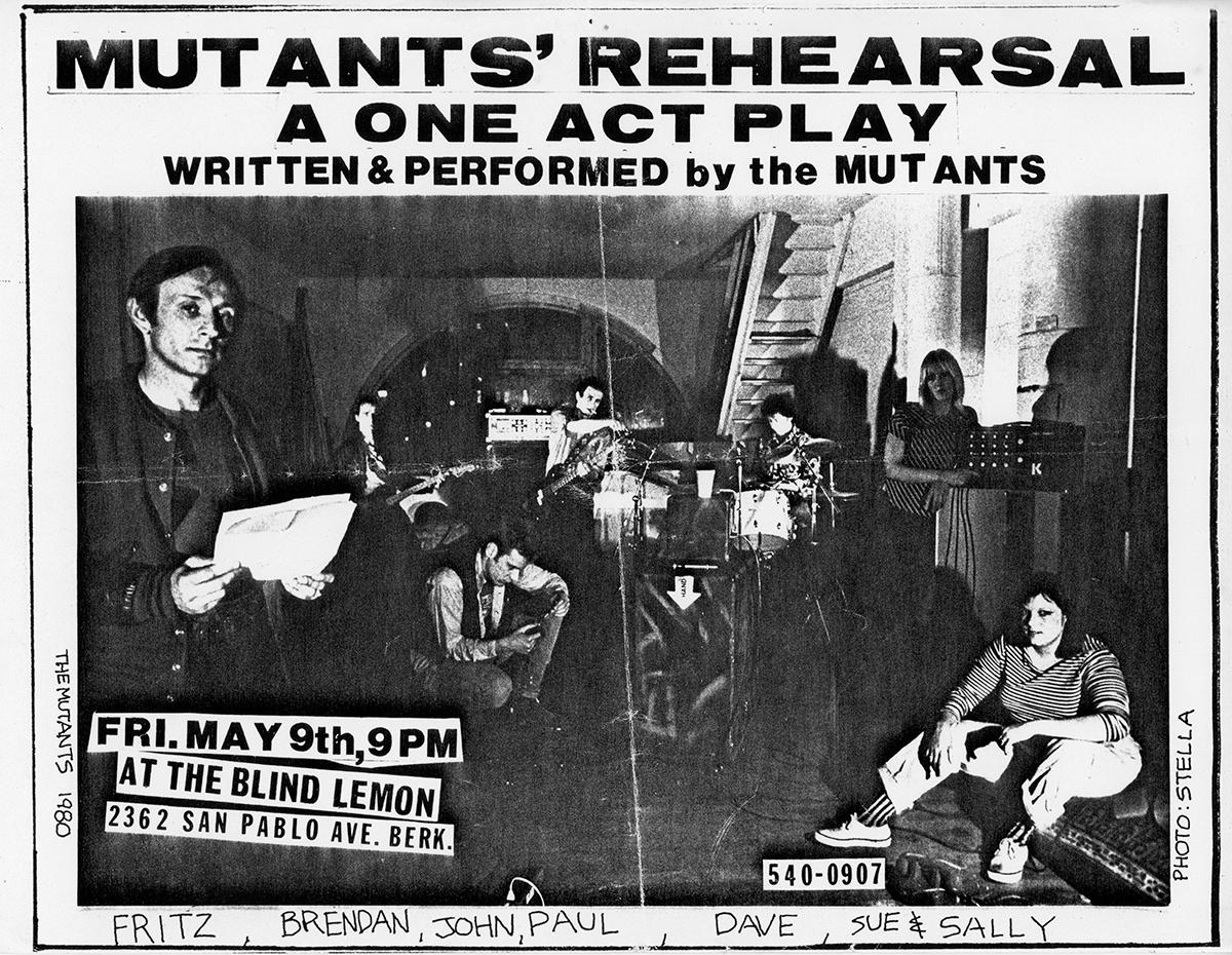 Mutants at the Blind Lemon