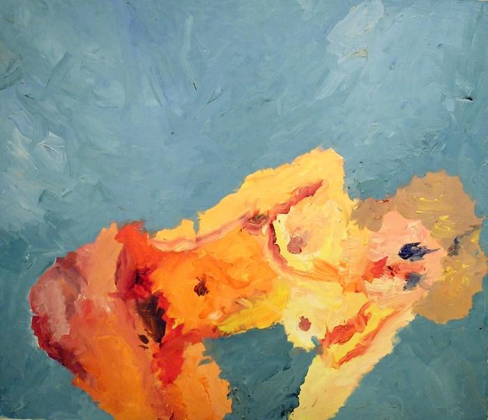 Mariah by Frank Moore