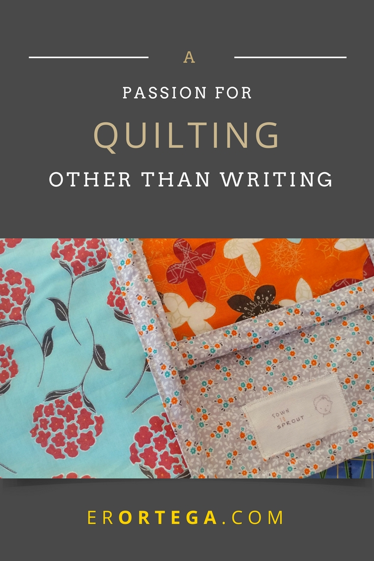 Sometimes we need a break from what we're most passionate about and try our hand on other creative outlets. When it gets too noisy and you need a respite from information fatigue, try quilting. Click to read full post.